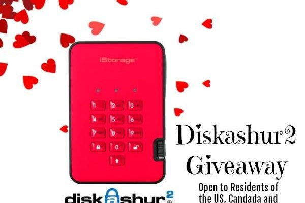 Enter To Win A diskashur2 PIN Authenticated USB 3.1 Portable Hard Drive