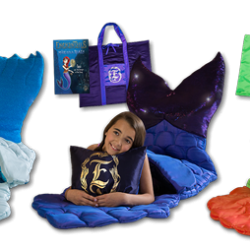 Happy Valentine's From Enchantails!! A magical slumber bag for all ages @enchantails