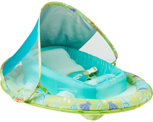 Welcome to our 2018 Baby Gift Guide Featuring SwimWays Infant Baby Spring Float    @SwimWays