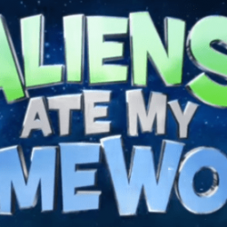 It's here, it's here, out on DVD, Digital, and On Demand TODAY.......Aliens Ate My Homework! @AliensAteMyHW