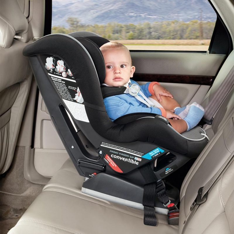 Making Sure Your Kids Are 100% Safe In The Car