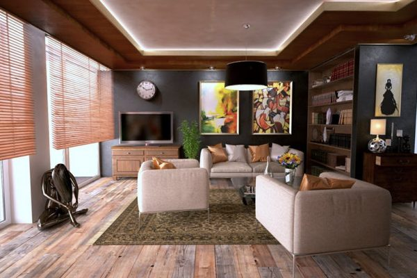 Designing a Home, You Can Be a Fan of