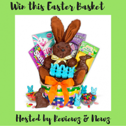 Gourmet Gift Baskets this Easter  #Giveaway