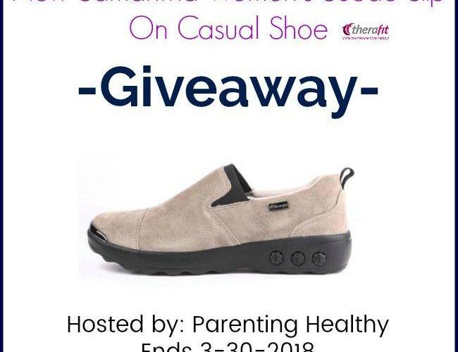 Therafit Samantha Shoe  Giveaway (ARV $130)