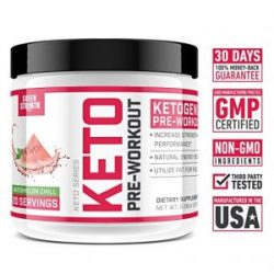 Pre-Workout Supplements on the Keto Diet