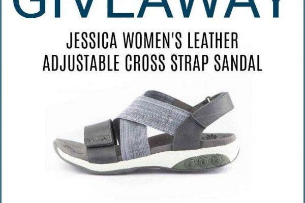 Therafit Jessica Strap Sandals Giveaway