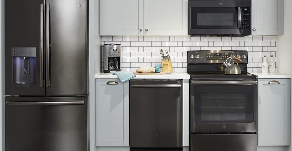 Upgrade Your Kitchen With GE Premium Finish Appliances @BestBuy #AD @GE_Appliances