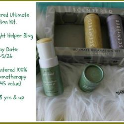 Win A the Ultimate Relaxation Kit From Scentered
