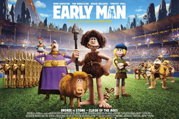 Early Man Rolls onto Digital on May 15 & Blu-ray™ Combo Pack and DVD on May 22 @EarlyManUS